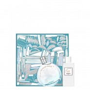Hermes Eau Des Merveilles Bleue for Women Gift Set