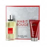 Guerlain Habit Rouge for Men Gift Set