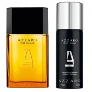 Azzaro Pour Homme Travel Exclusive Cologne Set for Men