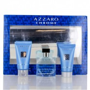 Azzaro Chrome for Men Gift Set