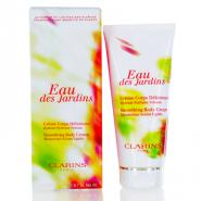 Clarins Eau Des Jardins Smoothing Body Cream