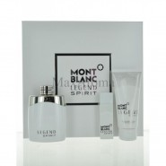 MontBlanc Legend Spirit Gift Set for Men