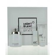 MontBlanc Legend Spirit Gift Set for Men
