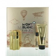 MontBlanc Emblem Absolu gift set for Men