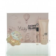 Mont Blanc Lady Emblem Gift Set