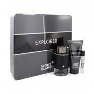 MontBlanc Explorer for Men Gift Set