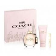 Coach New York for Women Gift Set