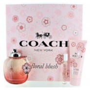 Coach Floral Blush for Women Gift Set