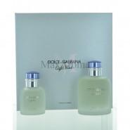 Dolce & Gabbana Light Blue Pour Homme Set