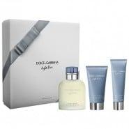 Dolce & Gabbana Light Blue for Men Gift Set