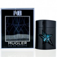 Thierry Mugler Angel Men EDT in Rubber Flask