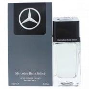 Mercedes-Benz Select For Men EDT