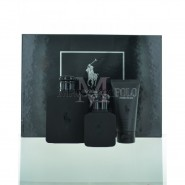 Ralph Lauren Polo Double Black Set for Men