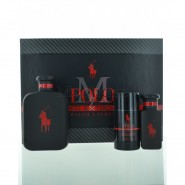Ralph Lauren Polo Red Extreme Cologne Set for Men
