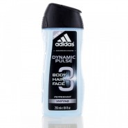 Coty Adidas Dynamic Pulse  Hair Body & Face Wash
