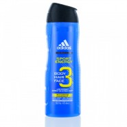 Coty Adidas Sport Energy Shower Gel for Men