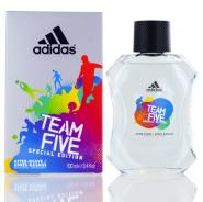 Coty Adidas Team Five for Men After Shave Splash-on Special Edition