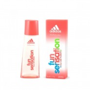 Adidas Fun Sensation For Women Edt Spray
