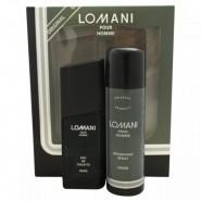Lomani Lomani For Men 2 Pc Gift Set