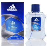 Adidas UEFA Champions League for Men Star Edition EDT Spray