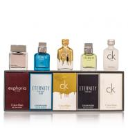 Calvin Klein Mini Travel Coffret Set