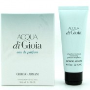 Acqua Di Gioia by Giorgio Armani Gift Set for Women