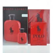 Ralph Lauren Polo Red Gift Set Cologne for Men