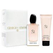 Giorgio Armani Si Travel exclusive Gift Set for Women