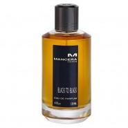 Mancera Black to Black Perfume