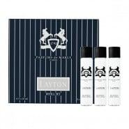 Parfums De Marly Layton Refill Set for Men