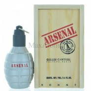 Gilles Cantuel Arsenal Grey for Men