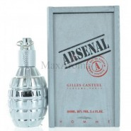 Gilles Cantuel Arsenal Platinum for Men