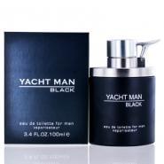 Myrurgia Yacht Man Black EDT Spray