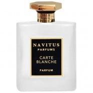 Navitus Parfums Carte Blanche