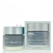 Bliss Multi Face-eted Clay Mask for Women