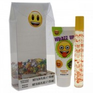 Emoji Whazz Up For Kids 2 Pc Mini Gift Set