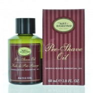 The Art of Shaving Sandalwood Pre-Shave Oil