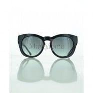 Michael Kors MK2037 317711 Black Round Sunglasses