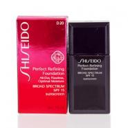 Shiseido Perfect Refining Foundation Spf 15 (d 20)
