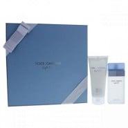 Dolce And Gabbana Light Blue 2 Pc Gift Set For Women