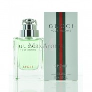 Gucci By Gucci Sport by Gucci Pour Homme Eau De Toilette for Men 3 oz