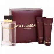 Dolce & Gabbana pour femme perfume Gift Set