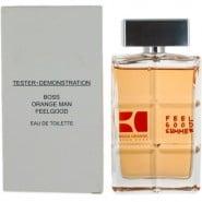 Hugo Boss Boss Orange Feel Good Summer EDT Spray Tester