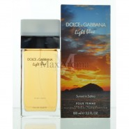 Dolce & Gabbana Light Blue Sunset In Salina  ..