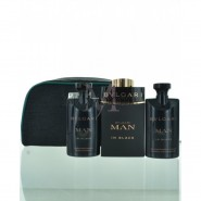 Bvlgari Man In Black Cologne Gift Set