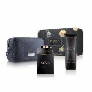 Bvlgari Man In Black EDP Gift Set