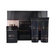 Bvlgari Man In Black Gift Set for Men