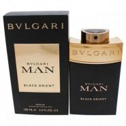 Bvlgari Man Black Orient 3.4 Oz Edp Spray