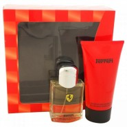 Ferrari Red Mens 2 pc Gift Set