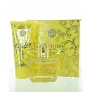 Versace Yellow Diamond Travel Set for Women